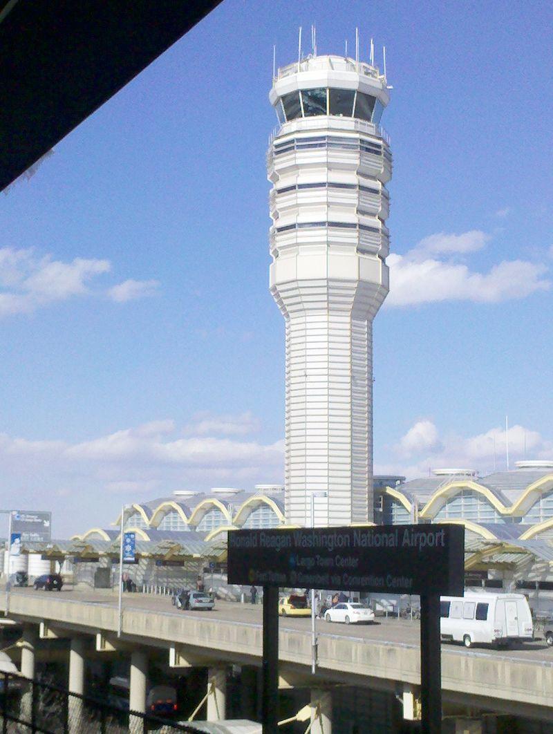 KDCA tower