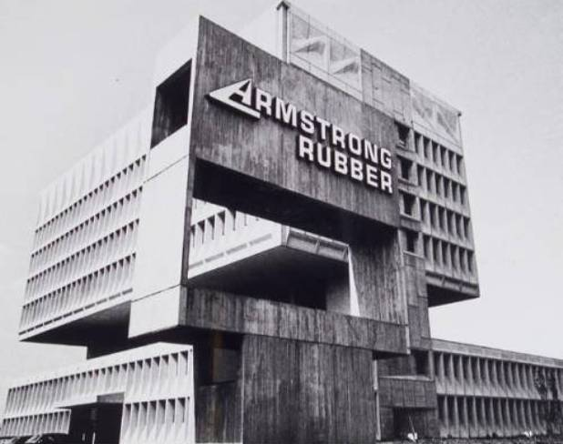 Armstrong building