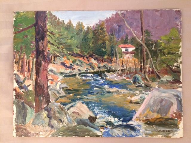 Grandpa painting 3