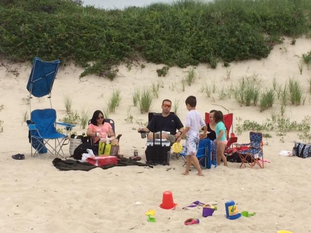 KMTP beach day 071016