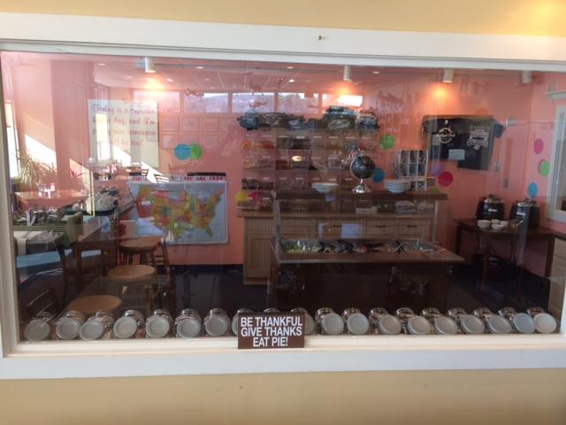 KEEN ice cream shop