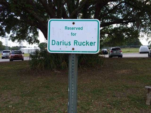 Charleston parking spot